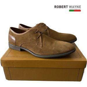 Robert Wayne Suede Leather Derby
